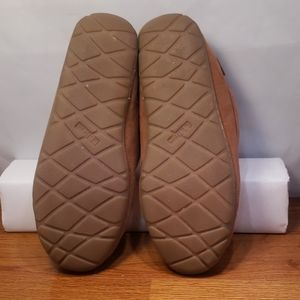 L.L. Bean Shoes - Men's LL Bean Shearling Slippers Moccasin Size 10